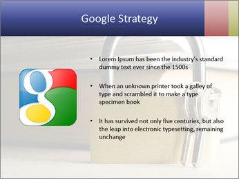 Key lock PowerPoint Template - Slide 10