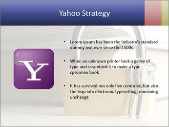 Key lock PowerPoint Template - Slide 11