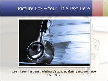 Key lock PowerPoint Template - Slide 15