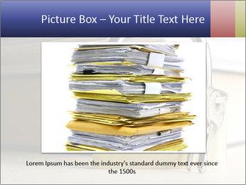 Key lock PowerPoint Template - Slide 16