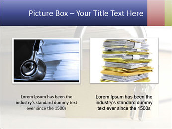 Key lock PowerPoint Template - Slide 18