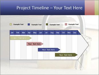 Key lock PowerPoint Template - Slide 25