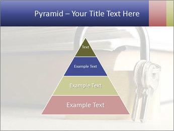 Key lock PowerPoint Template - Slide 30