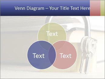 Key lock PowerPoint Template - Slide 33