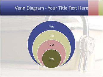Key lock PowerPoint Template - Slide 34