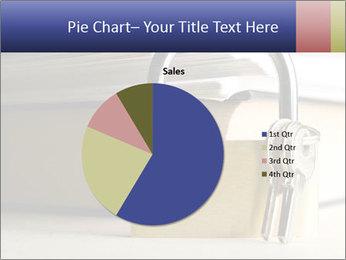 Key lock PowerPoint Template - Slide 36