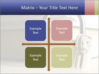 Key lock PowerPoint Template - Slide 37
