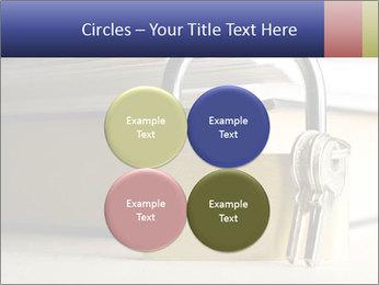 Key lock PowerPoint Template - Slide 38