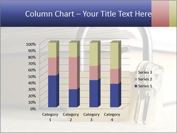 Key lock PowerPoint Template - Slide 50