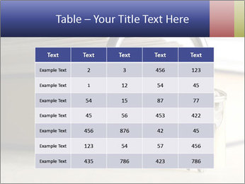 Key lock PowerPoint Template - Slide 55