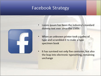 Key lock PowerPoint Template - Slide 6