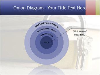 Key lock PowerPoint Template - Slide 61