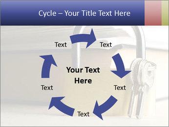 Key lock PowerPoint Template - Slide 62