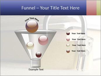 Key lock PowerPoint Template - Slide 63