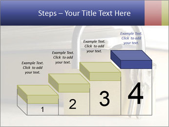 Key lock PowerPoint Template - Slide 64