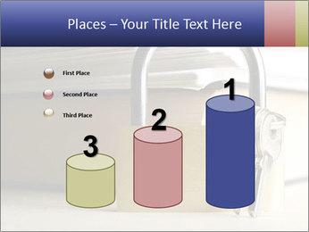 Key lock PowerPoint Template - Slide 65