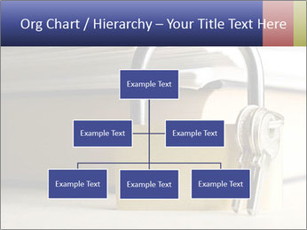Key lock PowerPoint Template - Slide 66