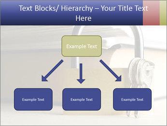 Key lock PowerPoint Template - Slide 69