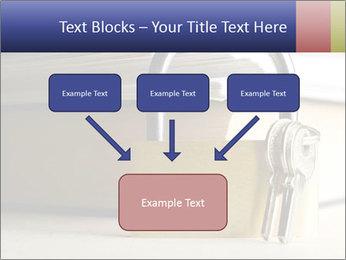 Key lock PowerPoint Template - Slide 70