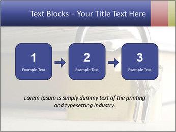 Key lock PowerPoint Template - Slide 71