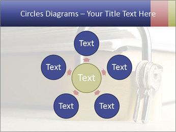 Key lock PowerPoint Template - Slide 78