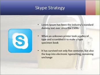 Key lock PowerPoint Template - Slide 8