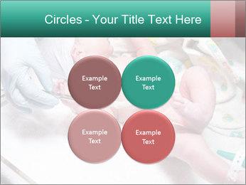 Newborn cute infant baby PowerPoint Templates - Slide 38