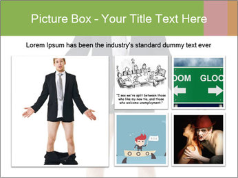Man with his pants PowerPoint Templates - Slide 19