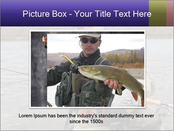 A fly fisherman PowerPoint Templates - Slide 16