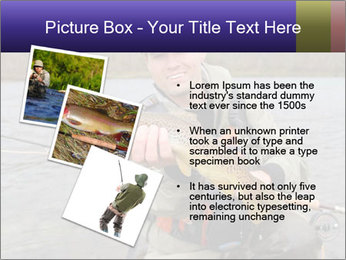 A fly fisherman PowerPoint Templates - Slide 17