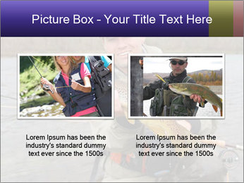 A fly fisherman PowerPoint Templates - Slide 18