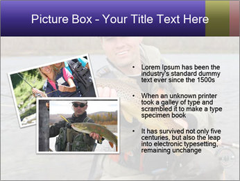 A fly fisherman PowerPoint Templates - Slide 20
