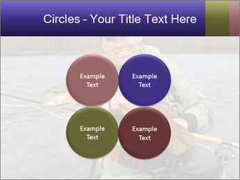 A fly fisherman PowerPoint Templates - Slide 38