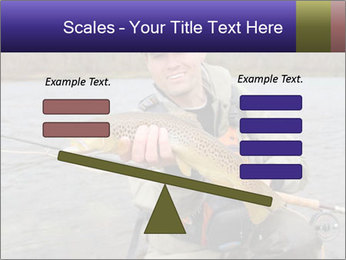 A fly fisherman PowerPoint Templates - Slide 89