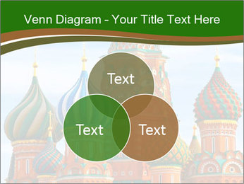 Place In Moscow, Saint Basil's Cathedral PowerPoint Templates - Slide 33