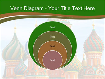 Place In Moscow, Saint Basil's Cathedral PowerPoint Templates - Slide 34