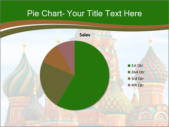 Place In Moscow, Saint Basil's Cathedral PowerPoint Templates - Slide 36