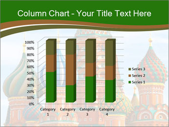 Place In Moscow, Saint Basil's Cathedral PowerPoint Templates - Slide 50