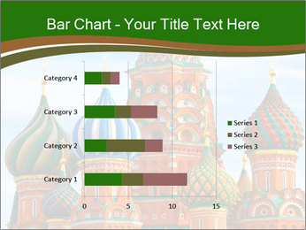 Place In Moscow, Saint Basil's Cathedral PowerPoint Templates - Slide 52