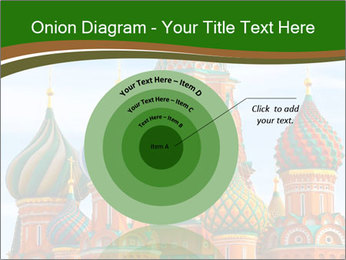 Place In Moscow, Saint Basil's Cathedral PowerPoint Templates - Slide 61