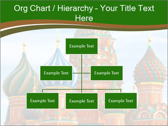 Place In Moscow, Saint Basil's Cathedral PowerPoint Templates - Slide 66