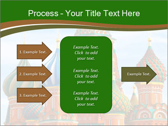 Place In Moscow, Saint Basil's Cathedral PowerPoint Templates - Slide 85