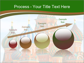 Place In Moscow, Saint Basil's Cathedral PowerPoint Templates - Slide 87