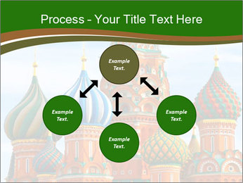 Place In Moscow, Saint Basil's Cathedral PowerPoint Templates - Slide 91