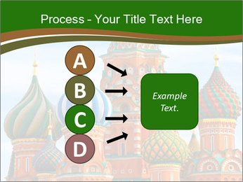 Place In Moscow, Saint Basil's Cathedral PowerPoint Templates - Slide 94
