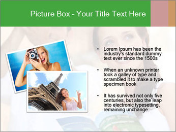 Tourists with camera PowerPoint Template - Slide 20