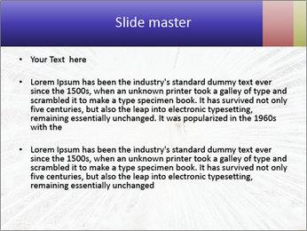 Beautiful spread PowerPoint Template - Slide 2