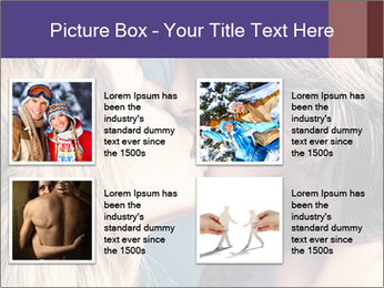 Couple kissing PowerPoint Templates - Slide 14