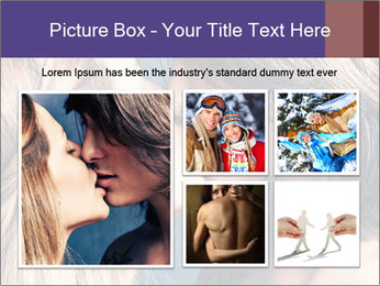 Couple kissing PowerPoint Templates - Slide 19