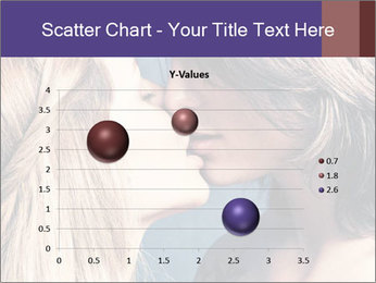 Couple kissing PowerPoint Templates - Slide 49